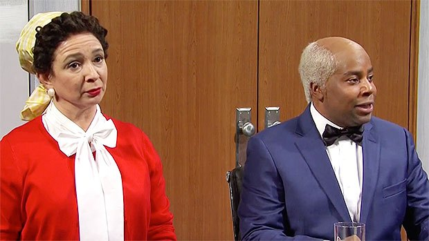 #SNL is going to HELL with this HILARIOUS #AuntJemima skit! [Vid]