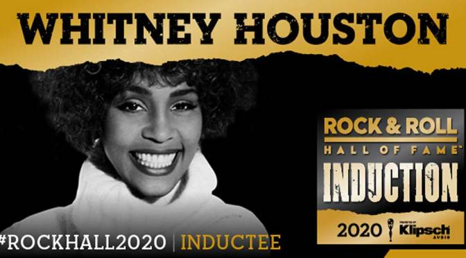 WhitneyHouston to be inducted into #RockHall of fame TONIGHT! [LIVESTREAM]