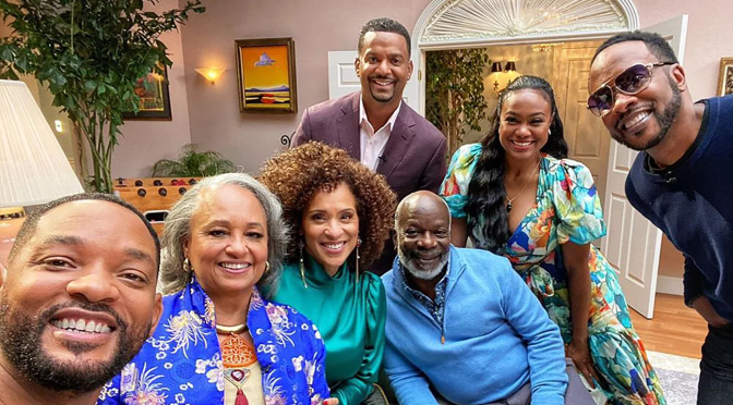 #FreshPrinceOfBelAir Reunion[full]