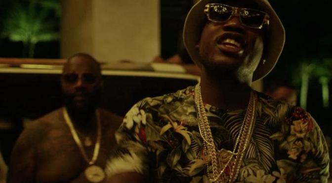 WAKE UP JAM: #MeekMill: 'Off The Corner' feat. #RickRoss [Vid]
