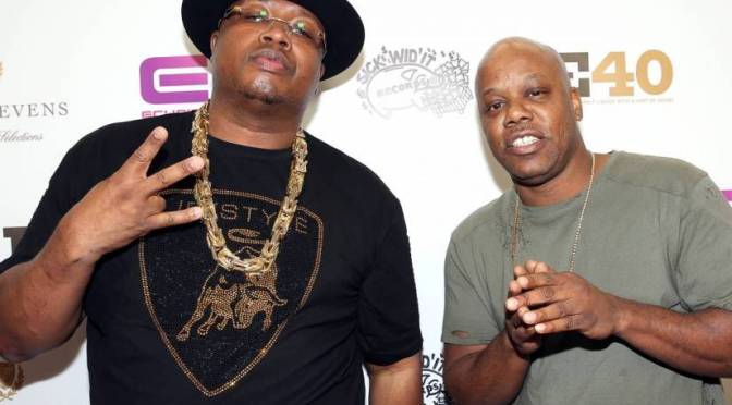 Saturday Slingback: #Verzuz #E40 'Tell Me When To Go vs #TooShort 'Blow The Whistle' [vids]