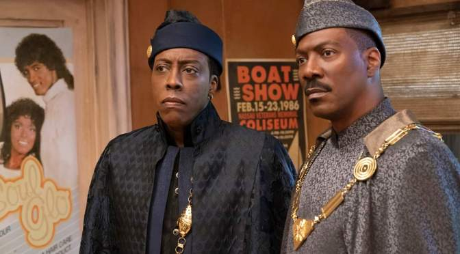 #Coming2America release date & teaser RAMPS up ANTICIPATION!! [Details]