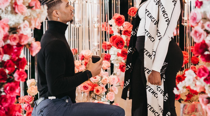 Pelicans #JoshHart's Basketball booty upstages his PROPOSAL![pics]
