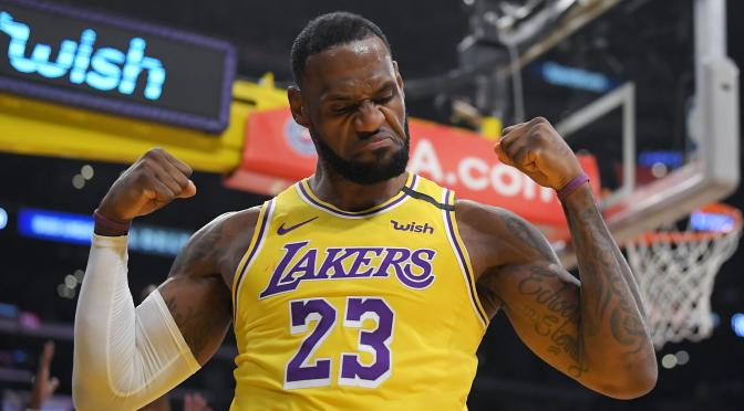 #KingJames: #LebronJames AGREES to 2-Year 85million extension with the #Lakers! [details]