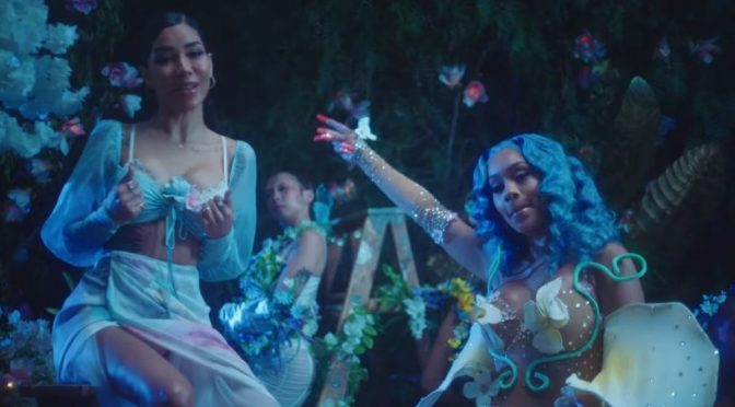 """NEW Video: #Saweetie """"Back To The Streets"""" feat. #JheneAiko [vid]"""