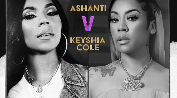 #Verzuz: #Ashanti vs #KeyshiaCole face-off RESCHEDULED due to #Covid19! [Details]