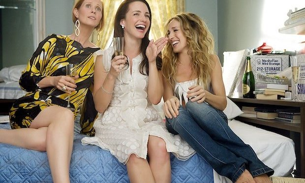 #SexandTheCity REVIVAL confirmed at #HBOMax! [Vid]