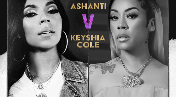 #Verzuz: #Ashanti vs #KeyshiaCole up in the air! #Ashanti POSITIVE for #Covid19! [Details]