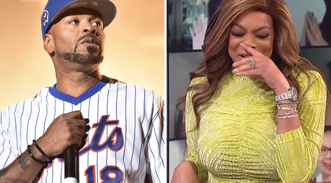 #WendyWilliams DETAILS a ONE-NIGHT Stand with #MethodMan! [vid]