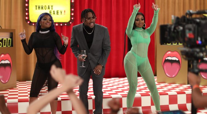 NEW VIDEO: #BRSKash #ThroatBaby feat #DaBaby & #CityGirls [vid]