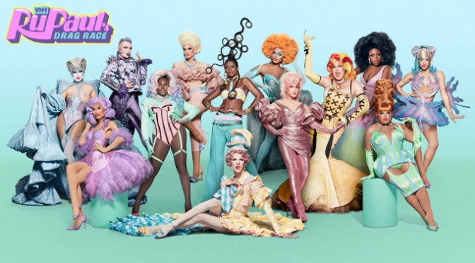 WATCH: Rupaul's #Dragrace Season 13 ep 5'The Bag ball' [full ep]
