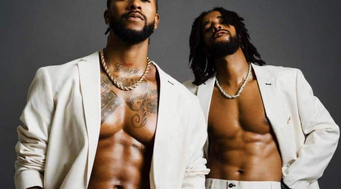 #ThirstTrap: #Omarion & his brother #ORyan for #MuzeMagazine [pics]
