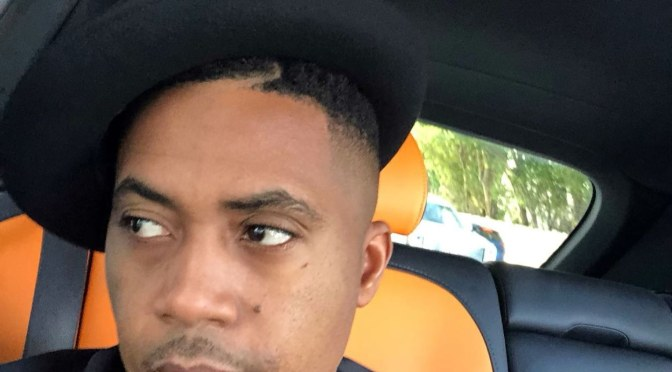 #ThirstTrap: #Nas giving 'Sugar Daddy' vibes! [Vid]