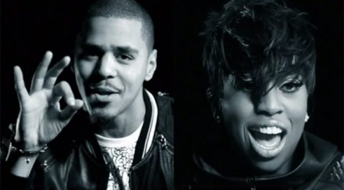 WAKE UP JAM: #JCole 'Nobody's Perfect' feat. #MissyElliott [Vid]