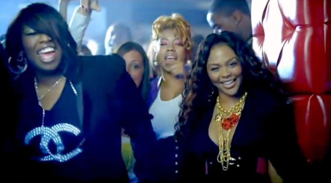 WAKE UP JAM: #KeyshiaCole 'Let It Go' feat. #Missy & #LilKim [vid]