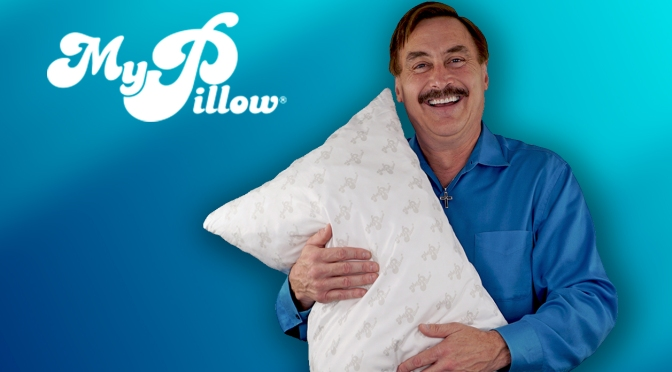 #BedBathandBeyond #Kohls and more DROP #MyPillow after CEO #MikeLindell's persistent allegations of Voter Fraud in 2020 Election! [vid]