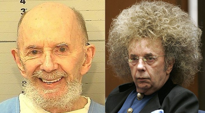 Embattled Music Producer #PhilSpector DIES in prison at 81! [details]