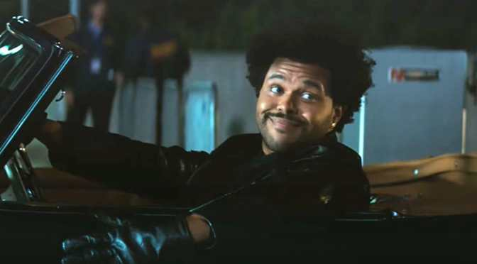 #Pepsi #SuperBowlLV  Halftime Show promo with #TheWeeknd is HERE!! [vid]