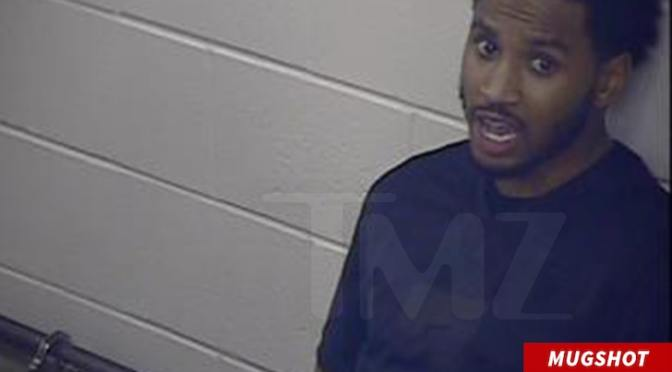 #TreySongz ARREST allegedly stemmed from him NOT wanting to wear a MASK! [details]