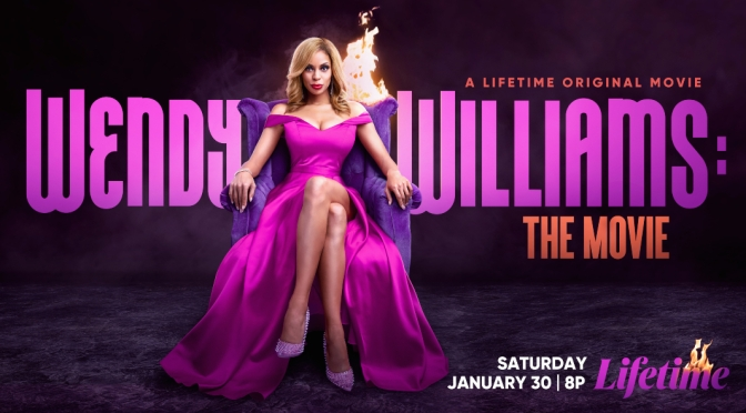 #WendyWilliams Biopic EVENT is TONIGHT! [vid]