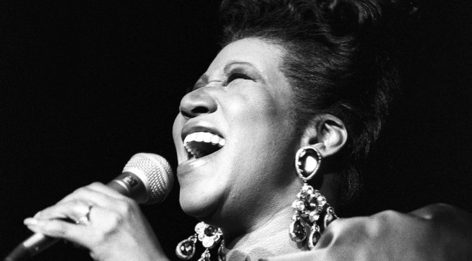 WAKE UP JAM: #ArethaFranklin 'Lift Every Voice & Sing' [live]