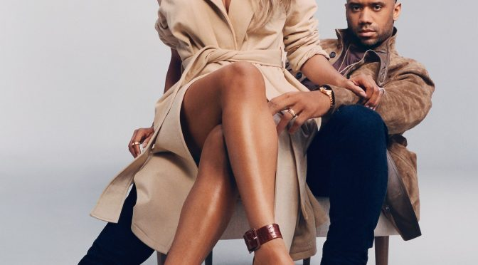 MAG TAG: #Ciara & #RussellWilson cover #GQ's 'Modern Lovers' issue! [VID]