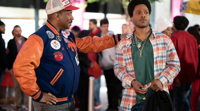 #Coming2America 2nd trailer gives more PLOT details about his lost SON! [vid]