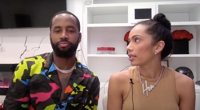Trouble in Paradise! #Safaree 'regrets getting married' #EricaMena CLAPS back HARD! [Details]