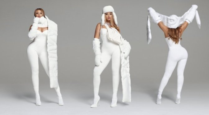 #Beyonce UNLEASHES new #IcyPark line! [vid]