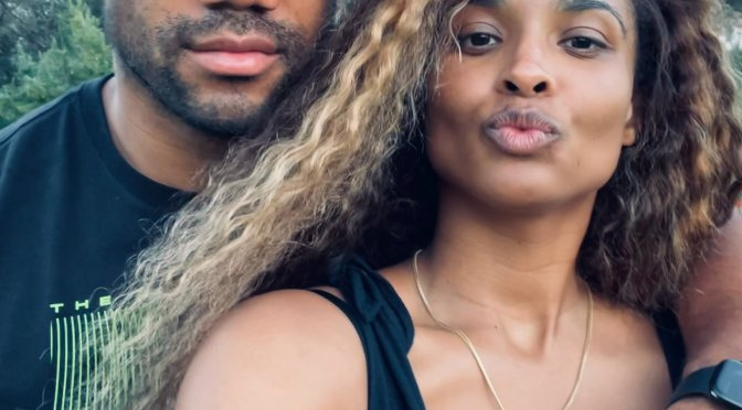 Hot Shot of the Day: #Ciara & #RussellWilson are #CoupleGoals! [Pic]