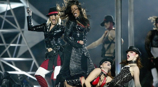 Sunday Energy Shot: #JanetJacksonAppreciationDay 'All For U/Rhythm Nation Medley' [vid]