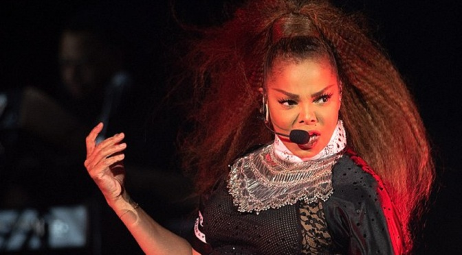 #JanetJacksonAppreciationDay: #JanetJackson is the QUEEN of STAGE! [vid]