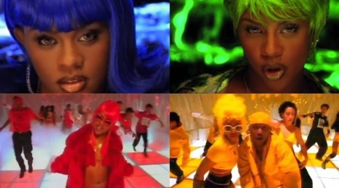 WAKE UP JAM: #LilKim 'Crush On You' feat. #LilCease [vid]