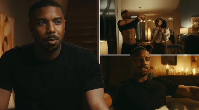 #MichaelBJordan's SULTRY #Amazon #SuperBowlLV advert is just the TIP of the Iceberg of a new venture with #RocNation! [vid]