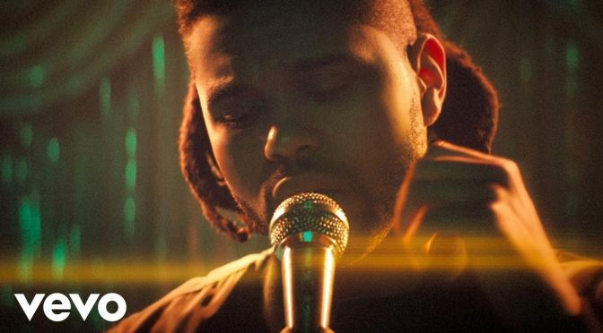 WAKE UP JAM: #TheWeeknd 'Can't Feel My Face' [vid]