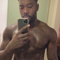 #BlackInkChi's #Phor STRIPS down to promote his #OnlyFans! [NSFW]