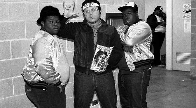 #PrinceMarkieDee of #TheFatBoys has PASSED away at 52! [details]