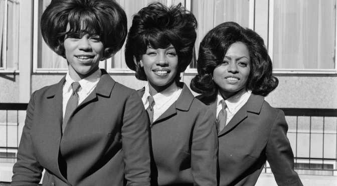 WAKE UP JAM: #TheSupremes 'Where Did Our Love Go' [vid]
