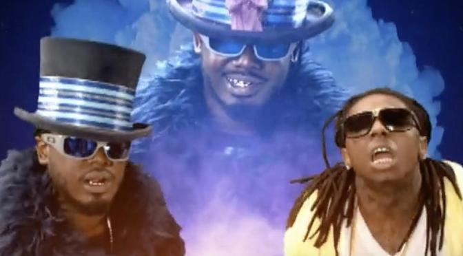 """VIBES from the VAULT: #TPain """"I Can't Believe It"""" feat. #LilWayne [vid]"""