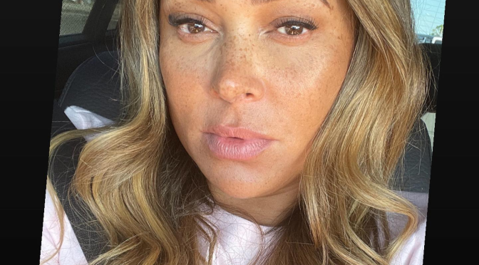 HOT SHOT of the DAY: #Tamia with the FRESH face! [Pic]