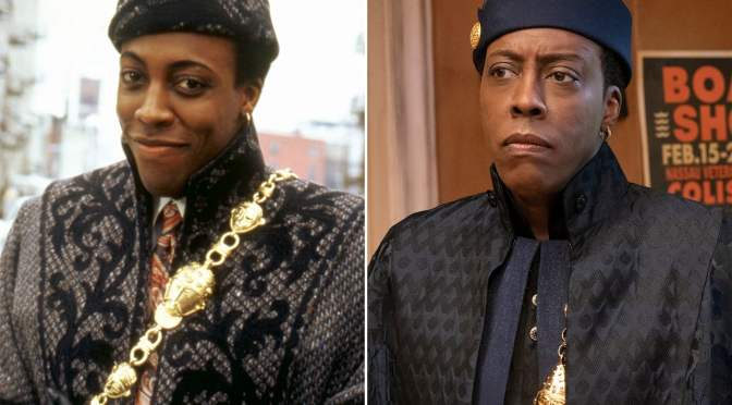 #Coming2America: #ArsenioHall admits to feeling PRESSURE for the sequel to be a success! [Details]