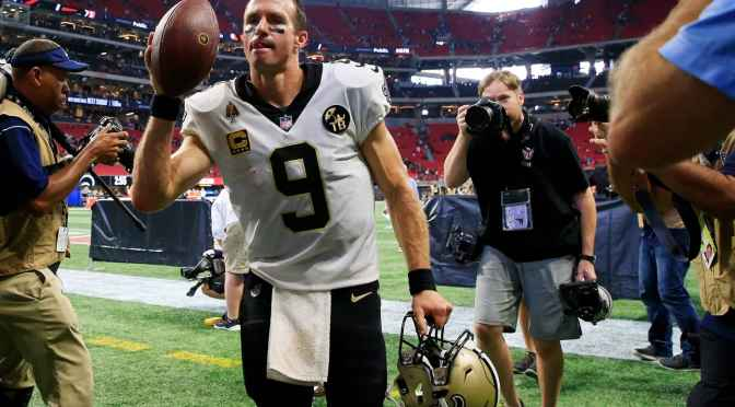 #DrewBrees ANNOUNCES retirement after 20 seasons! [details]