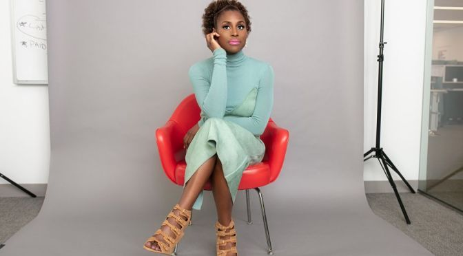 #IssaRae INKS major Eight-Figure Film And TV Deal With WarnerMedia! [details]