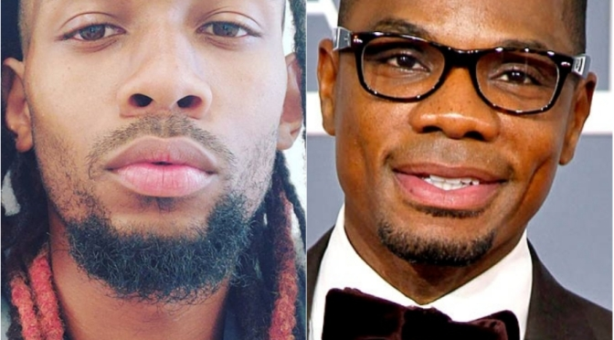 #KirkFranklin CUSSED out his son…and Twitter loses it! [Vid]
