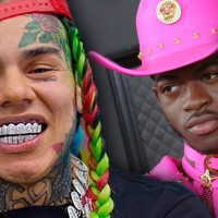 #LilNasX EXPOSES #6ix9ine of SLIDING into his DM's! [Vid]