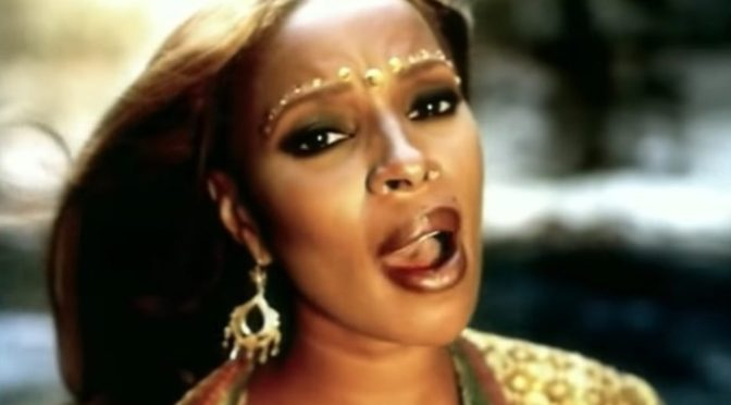 VIBES from the VAULT: #MaryJBlige 'Everything' [vid]