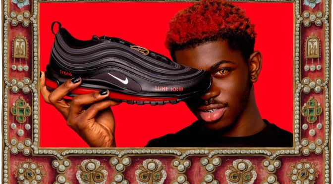#LilNasX UNOFFICIAL #Nike #SatanShoes sold out IN UNDER A minute! [DETAILS]
