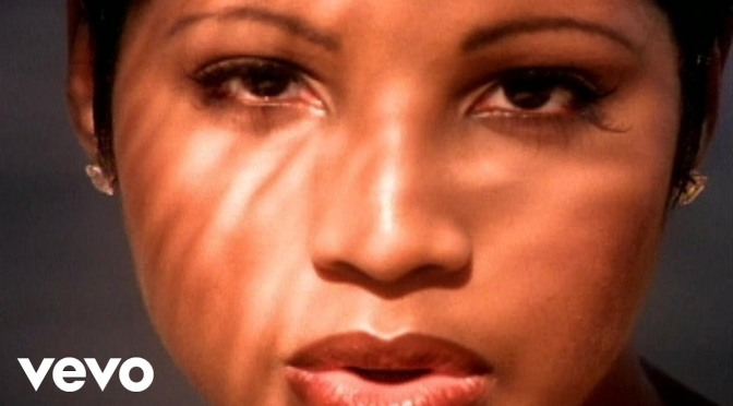 VIBES from the VAULT: #ToniBraxton 'You Mean The World TO ME' [vid]