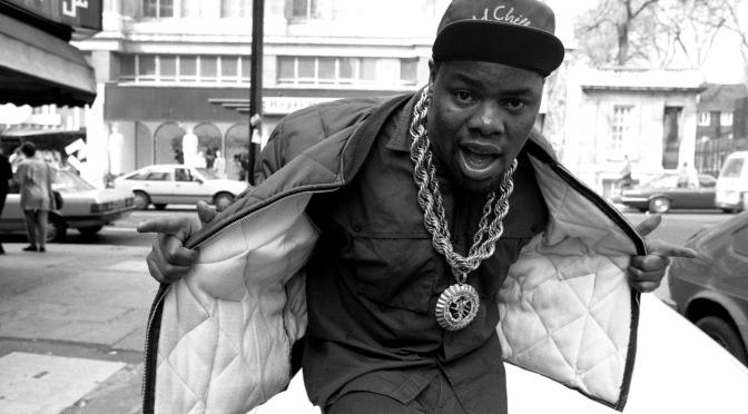 WAKEUP JAM: #HappyBirthday #BizMarkie 'Make The Music' [vid]