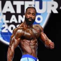 THIRST TRAP: Who knew #BlackInkChi star #DonBrumfield is an AWARD-WINNING bodybuilder now!? [vid]